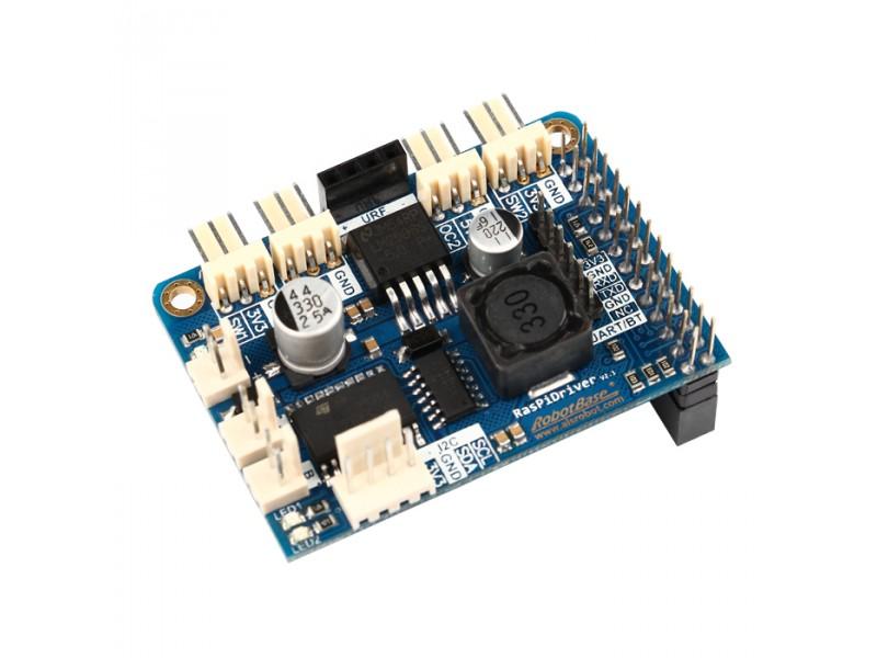 Raspberry Pi Dc Motor Driver Robodyne