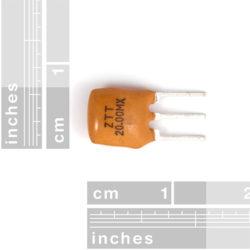 Ceramic Resonator 20MHz