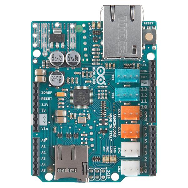 arduino ethernet shield 2 robodyneArduino Ethernet Pinout #13