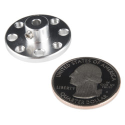 Hub - Set Screw (3mm Bore)