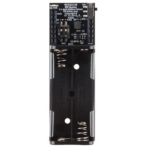 RFduino - Dual AAA Battery Shield