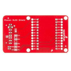 SparkFun Photon Micro OLED Shield