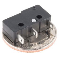 Mini Microswitch - SPDT (Standard