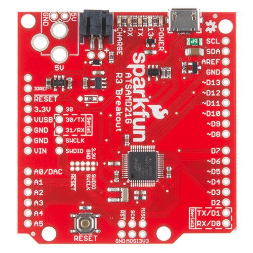 SparkFun SAMD21 Dev Breakout