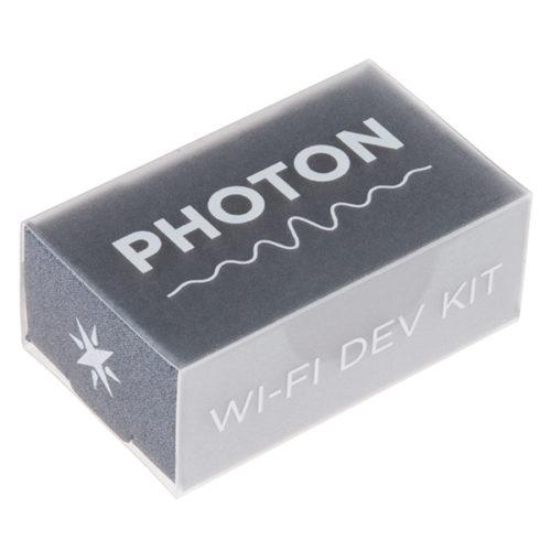 Particle Photon (No Headers)