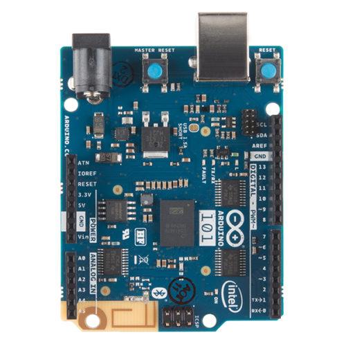 SparkFun Inventor's Kit for Arduino 101