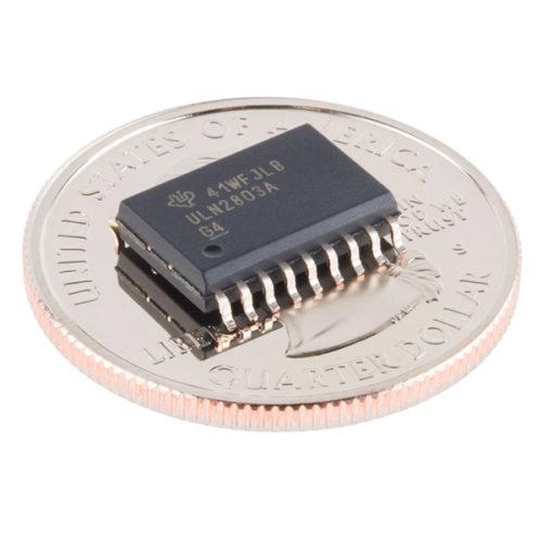Transistor Array - ULN2803 (3 Pack)