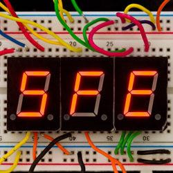 7-Segment Display - LED (Red)
