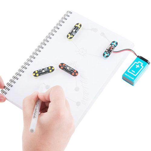 Circuit Scribe Conductive Ink Pen