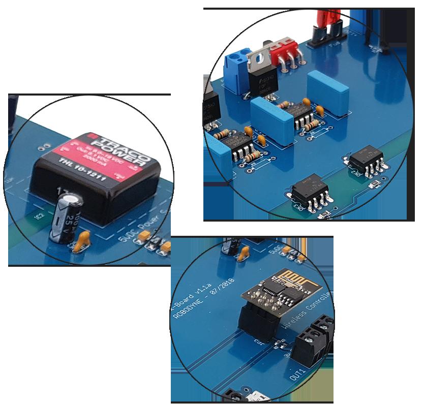 Programmable open source solenoid valve controller driver